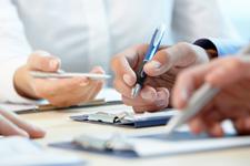 創業融資相談のイメージ